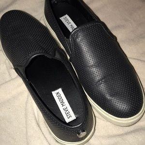"""Steve Madden Leather """"Vans"""""""